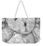 Fuzzy Wuzzy Bear  Weekender Tote Bag