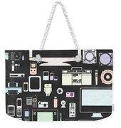 Gadgets Icon Weekender Tote Bag
