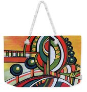 Gaia's Dream Weekender Tote Bag