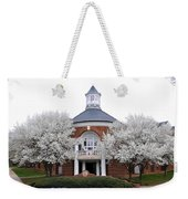 Gains Hall Weekender Tote Bag