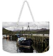 Gairloch Harbor Weekender Tote Bag