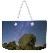 Galactic Desert Weekender Tote Bag