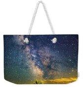 Galactic Dirt Road Weekender Tote Bag