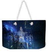 Galactic Prometheus Weekender Tote Bag