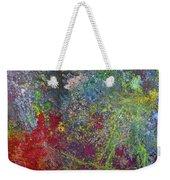 Galactic Spring_by Aatmica Weekender Tote Bag