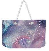 Galaxy Pinball Weekender Tote Bag