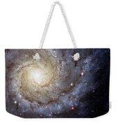 Galaxy Swirl Weekender Tote Bag