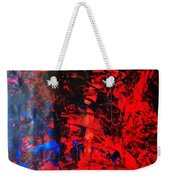 Galaxy Without Gravity Weekender Tote Bag