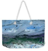 Gale Winds Weekender Tote Bag
