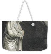 Galen, Greek Physician And Philosopher Weekender Tote Bag