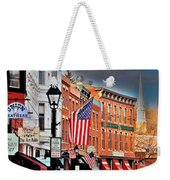 Galena On A Perfect Day Weekender Tote Bag