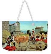 Galicia Medieval Weekender Tote Bag