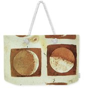 Galileo - Moon Weekender Tote Bag