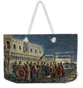 Galileo Galilei, 1564-1642 Weekender Tote Bag