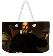 Galileo Galilei, Italian Astronomer Weekender Tote Bag