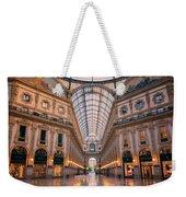 Galleria Milan Italy II Weekender Tote Bag