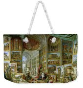 Gallery Of Views Of Ancient Rome Weekender Tote Bag