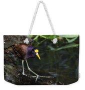 Gallinule Weekender Tote Bag