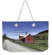 Gallop Road Barn Weekender Tote Bag