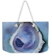 Galveston Oyster Shell Weekender Tote Bag