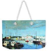 Galway Docks Weekender Tote Bag