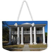 Gamble Mansion Parrish Florida Weekender Tote Bag