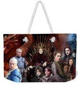 Game Of Thrones Weekender Tote Bag
