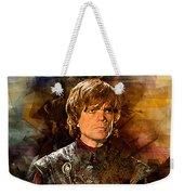 Game Of Thrones. Tyrion Lannister. Weekender Tote Bag