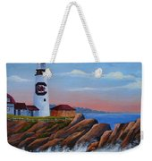 Gamecock Lighthouse Weekender Tote Bag