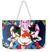 Ganapati  6 Weekender Tote Bag
