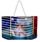 Gangster Hamster Weekender Tote Bag