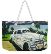Gangsters On Vacation  Weekender Tote Bag