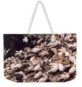 Gannet Cliffs Weekender Tote Bag