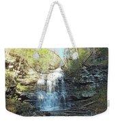 Ganoga Falls 3 - Ricketts Glen Weekender Tote Bag