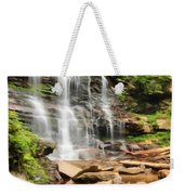 Ganoga Falls Ricketts Glen Weekender Tote Bag
