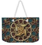 Ganpati Mandala  Weekender Tote Bag