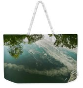 Gapstow Bridge In Central Park Weekender Tote Bag