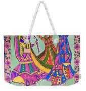 Garba Dance Weekender Tote Bag