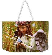 Garden Angel Weekender Tote Bag