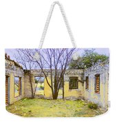 Garden Apartment Weekender Tote Bag