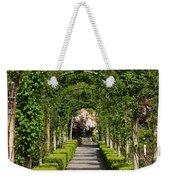 Garden Arbor Path Weekender Tote Bag