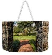 Garden Archway Weekender Tote Bag