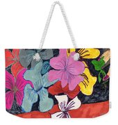 Garden Arrangement Weekender Tote Bag