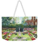 Garden At Hampton Court Palace Weekender Tote Bag