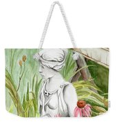 Garden Beauty Weekender Tote Bag