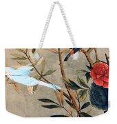 Garden Bird Weekender Tote Bag