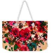 Garden Bouquet Weekender Tote Bag