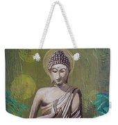 Garden Buddha Weekender Tote Bag