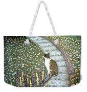 Garden Delights II Weekender Tote Bag