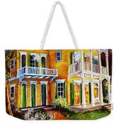Garden District Home  Weekender Tote Bag